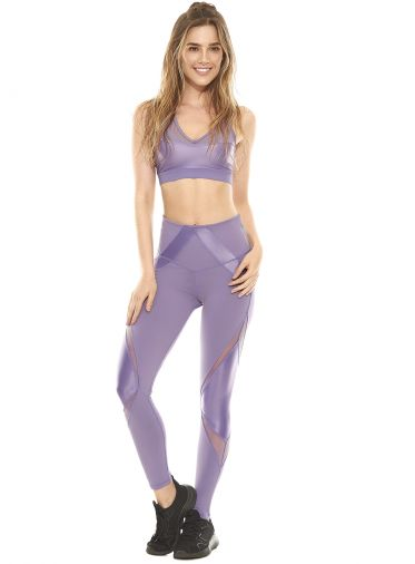 LEGGINS TEJIDO SUPPLEX PRETINA ALTA ® TALLA ÚNICA