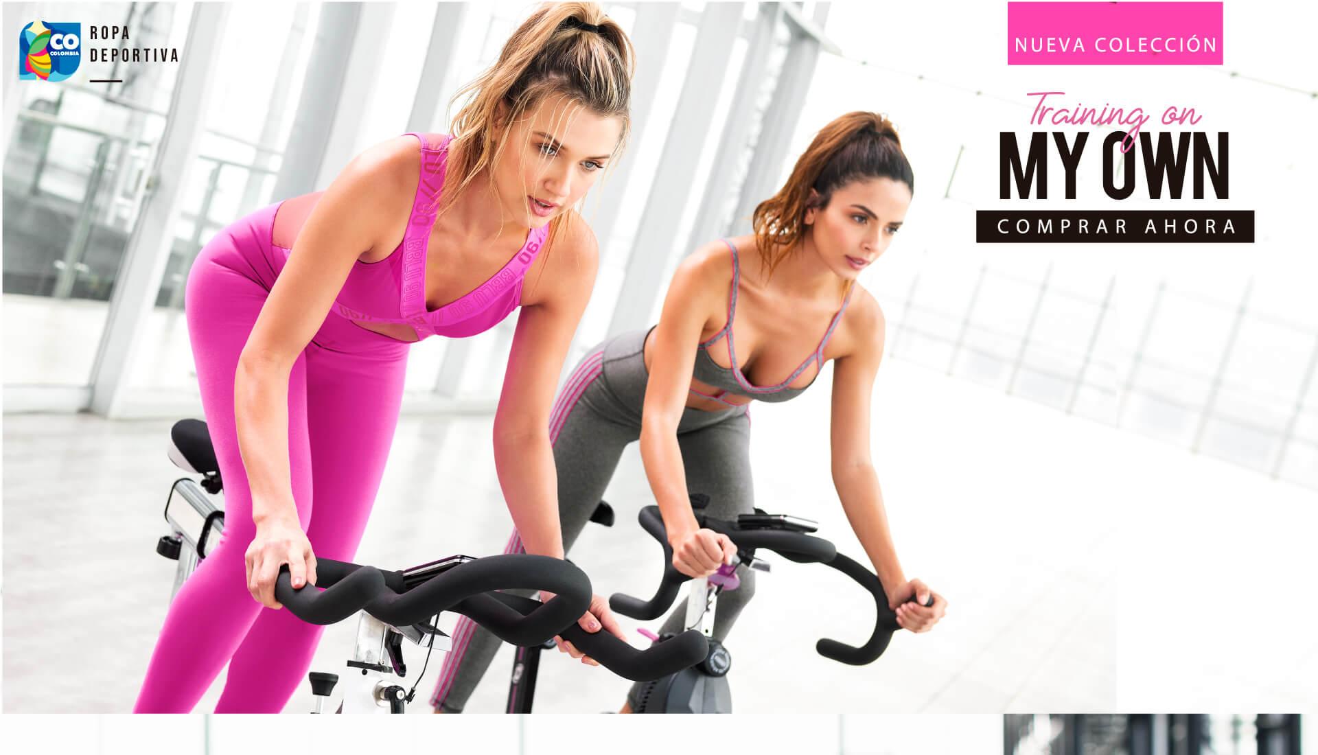 venta de ropa para gym mujer